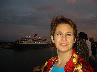 Onboard the Volendam, Holland America, Cruise 299, December 23, 2006
