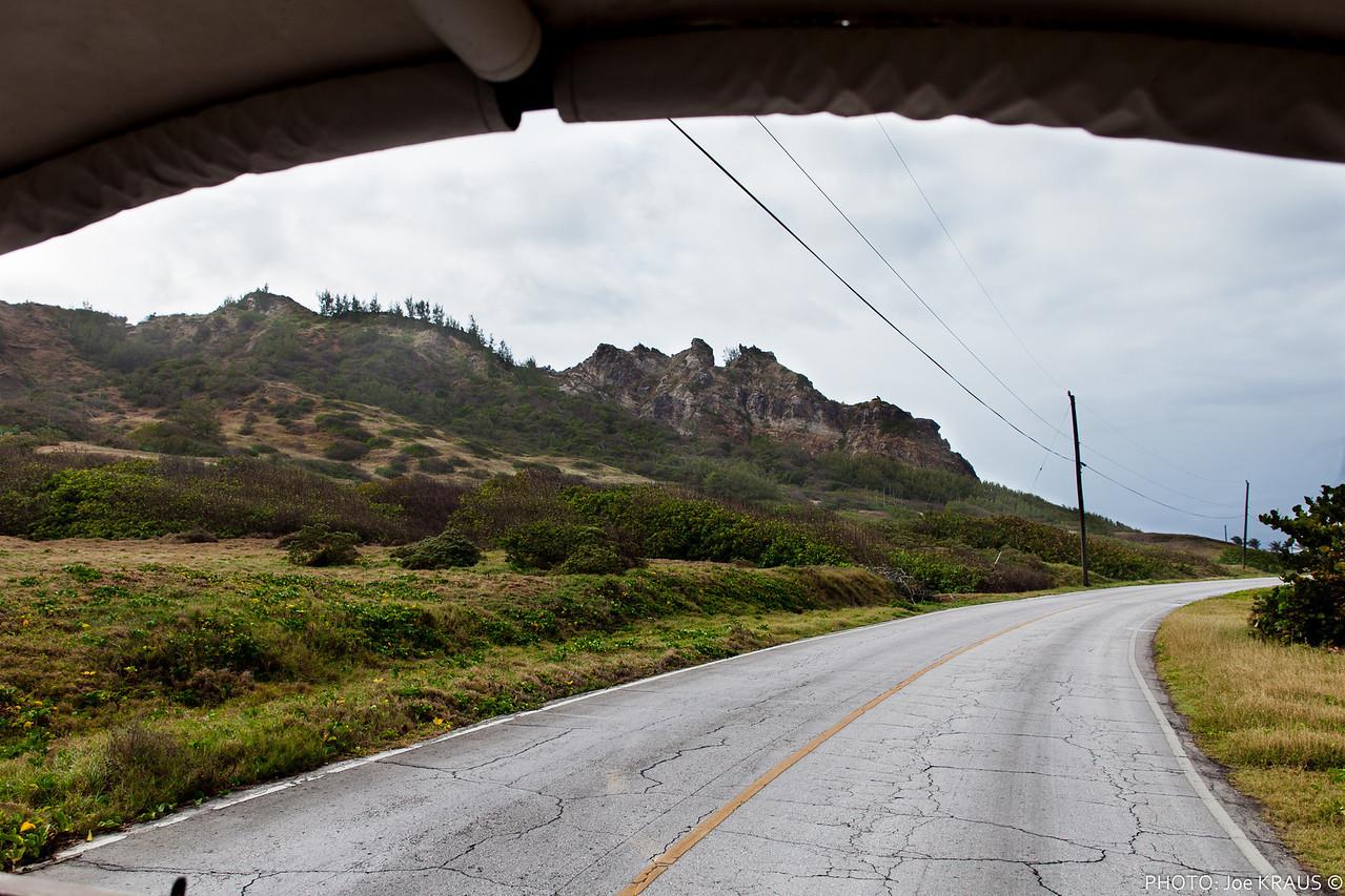 Road thru the Mountains