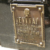 "Buenos Aires, Argentina - grave stone of Evita Corazon, the chief character in the musical ""Evita"".....""Don't cry for me Argentina...."""