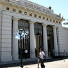 Buenos Aires, Argentina - entrance to the cemetery