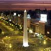 Buenos Aires, Argentina - Obelisk, Plaza de la Republic