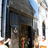 Buenos Aires, Argentina - mausoleum of the Corazon family, of which Evita is a member