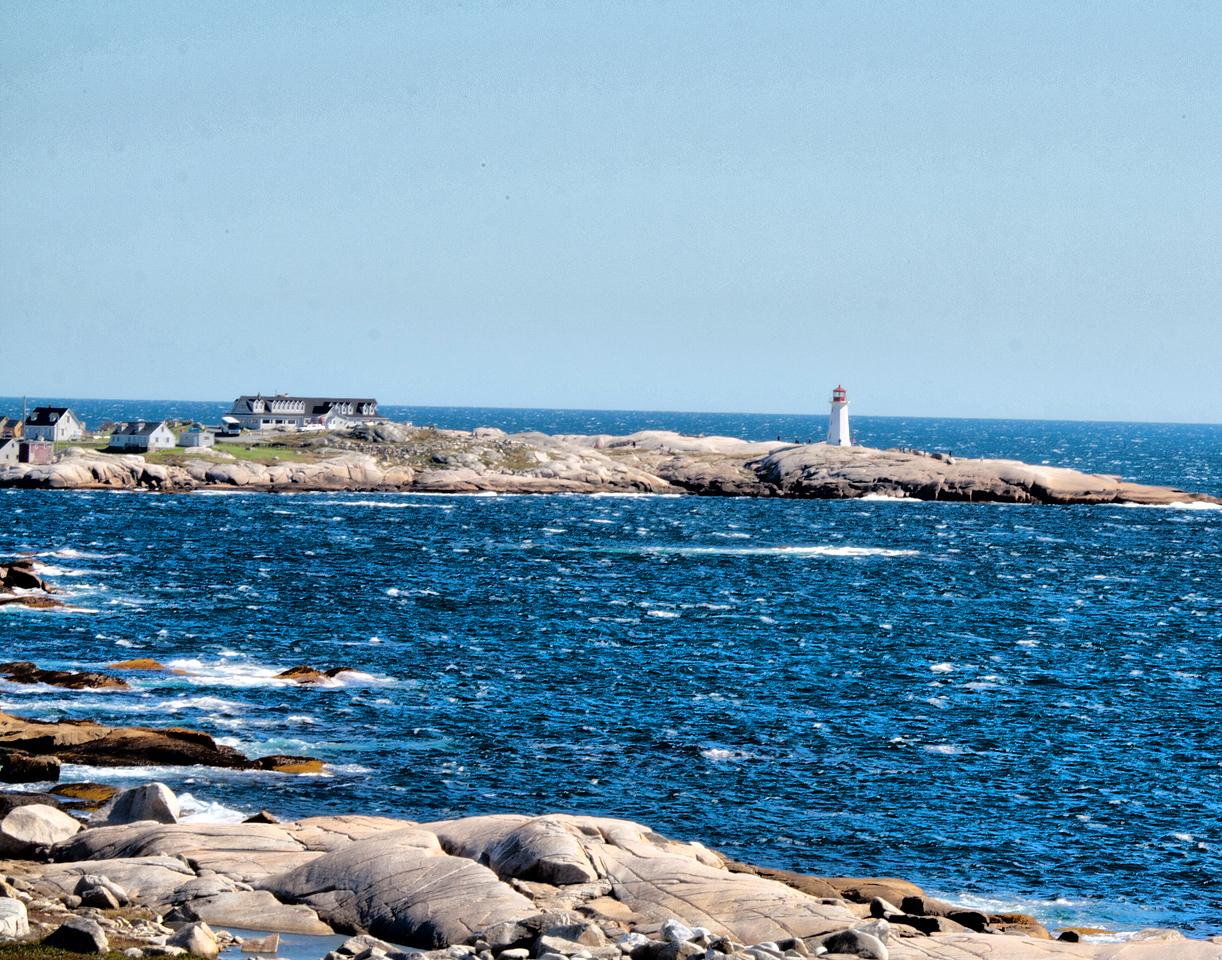 Peggy's Cove - Halifax Nova Scotia