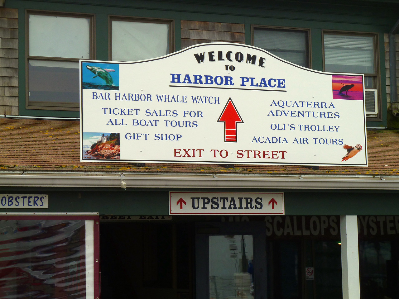 Welcome to Bar Harbor