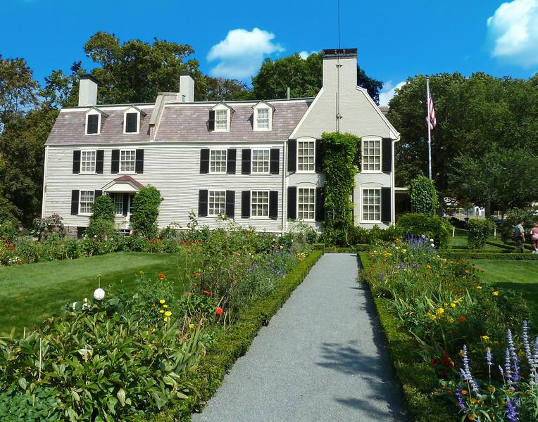 The Adams House