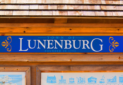 Lunenburg - World Heritage U.N.E.S.C.O. Site