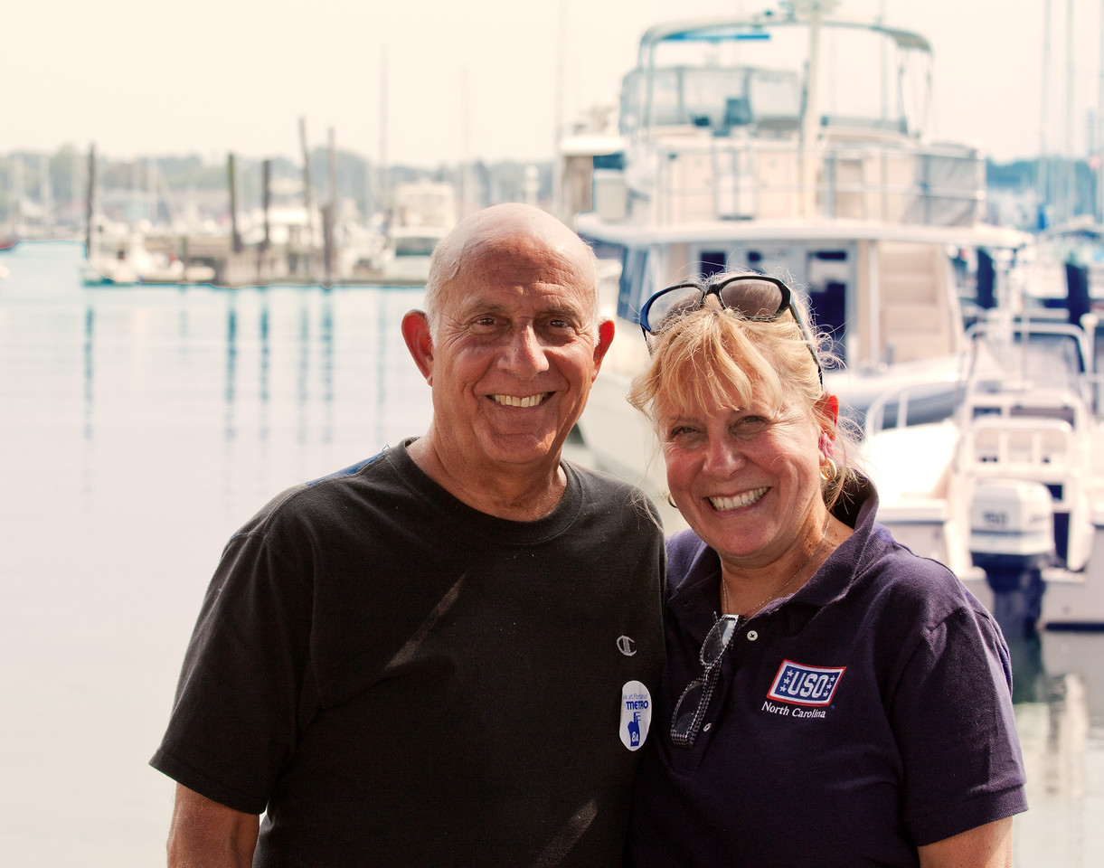 Art & Sue - Our niece's in-laws