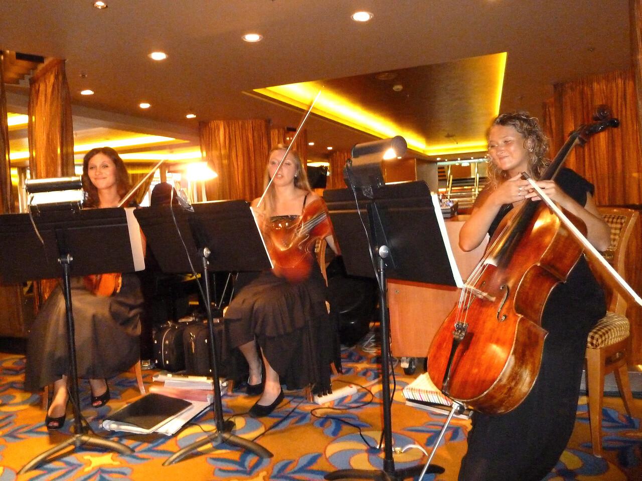 The Titanic String Trio