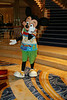 Mickey Mouse dressed for Castaway Cay