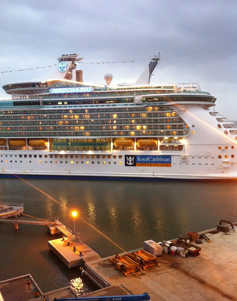 Royal Caribbean's Freedom of the Seas