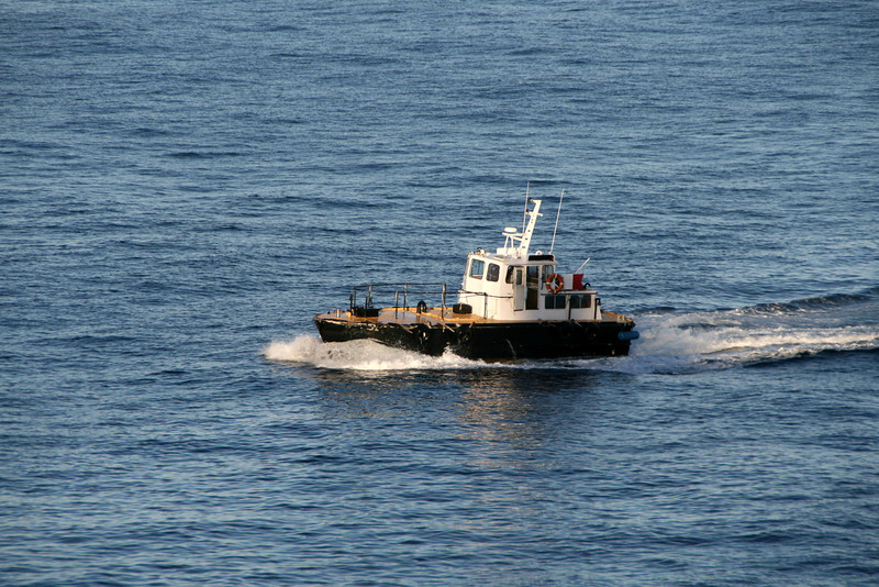 Sea Wolf Tugboat - Nassau, Bahamas
