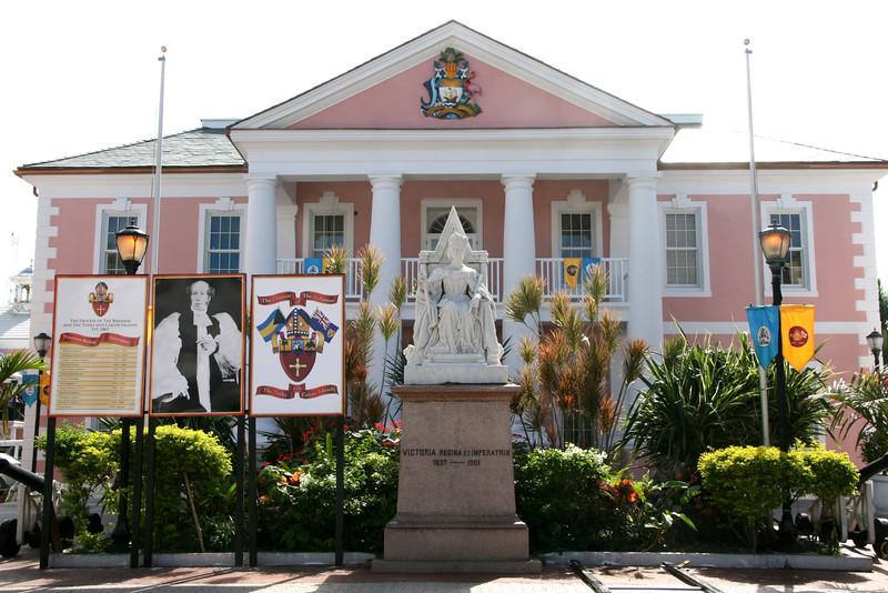 Parliament Square - Senate - One of Three Parliament Buildings