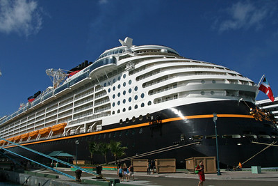 Cruise - Disney Dream/Bahamas:  November 3-6, 2011