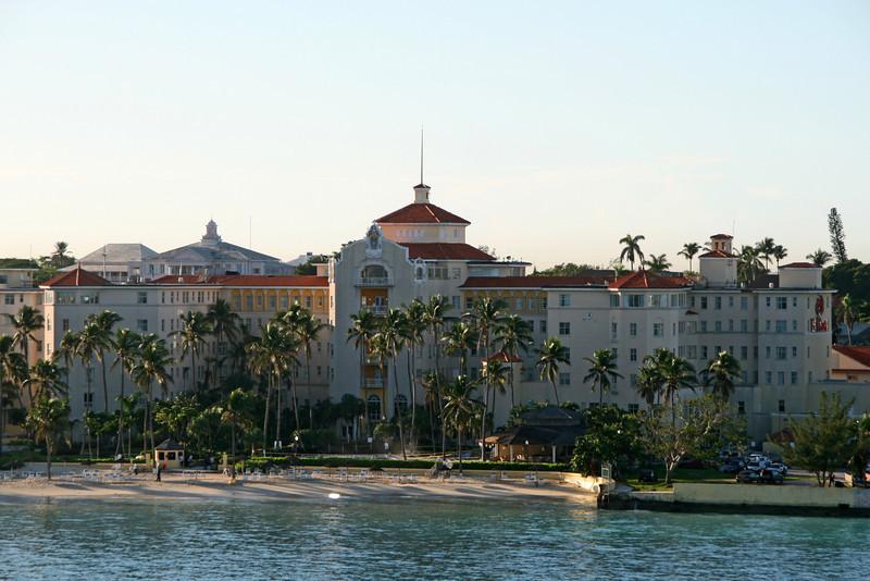 British Colonial Hilton Hotel