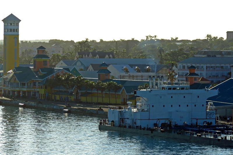 Prince George Dock - Festival Place