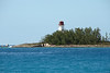 Paradise Island Lighthouse, formerly known as Hog Island