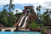 Challenger Slides at the Mayan Temple