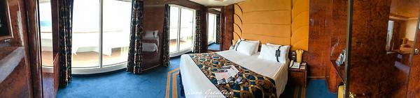 MSC Fantasia, cabin 9009