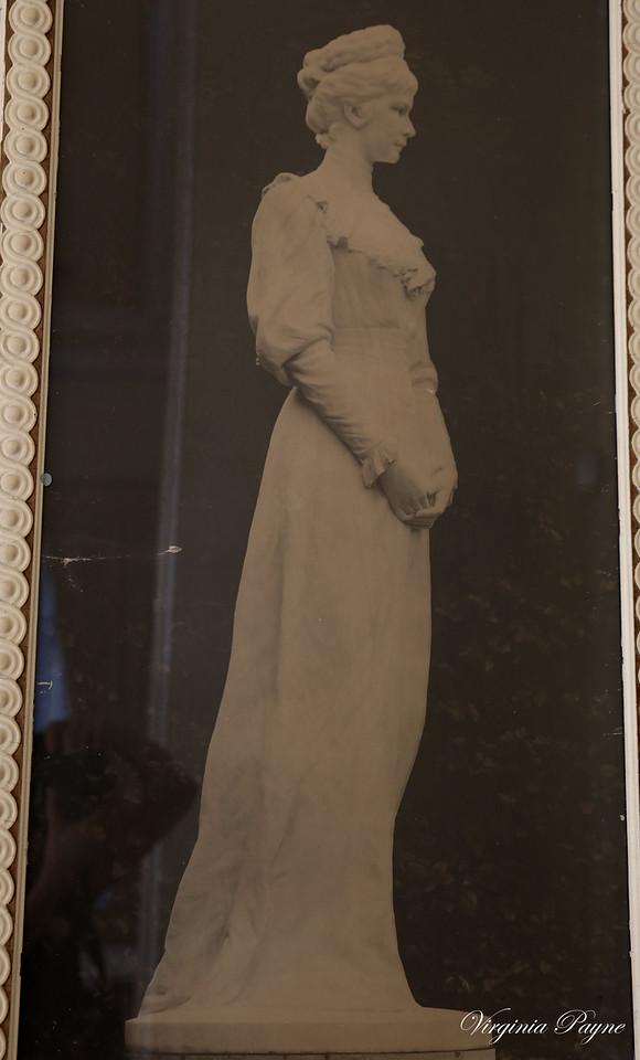 Empress Elisabeth of Austria (Sisi).