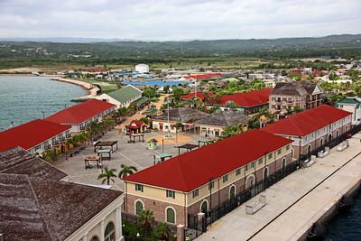 Falmouth Cruise Port