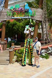 Entrance to Margaritaville