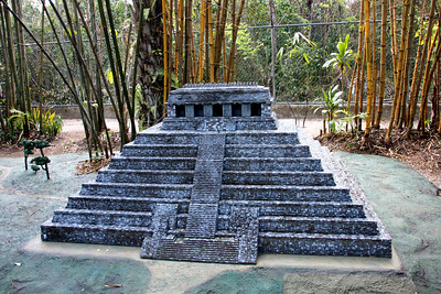 Palenque's Temple of the Inscriptions