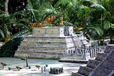 Temple of the Warriors