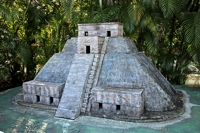Pyramid of the Magician (or House of the Dwarf)
