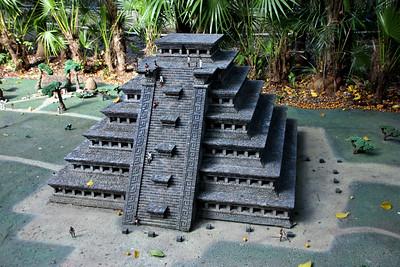 El Tajín's Pyramid of the Niches