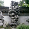 Shanghai, China - inside Yu Garden, featuring Peter's favorite Tai Lake rock