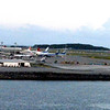 Okinawa, Japan - In 1968 Peter left Hong Kong to immigrate to the United Stated.  The Boeing 707 he flew in first landed on this tiny airport to refuel.  Watching this airport from the cruise ship conjured up many bitter sweet memories of bygone loved ones.
