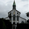 "Nagasaki, Japan - Oura Catholic Church, also called ""The 26 Martyr Church"".  This church faces the hill where 26 Christians (Japanese and Portuguese) were crucified by the Shogun in in the year 1597."