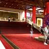 Taipei, Taiwan - inside the Grand Hotel