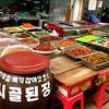 Inchon, Korea - market scene