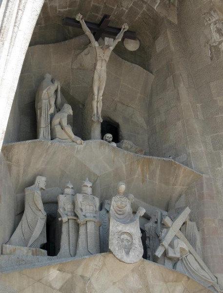 Detail of Sagrada Familia (61763805)