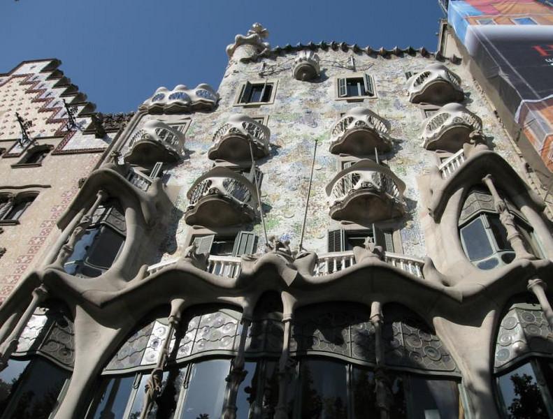 Casa Batllo A Gaudi-Designed Building (61763800)