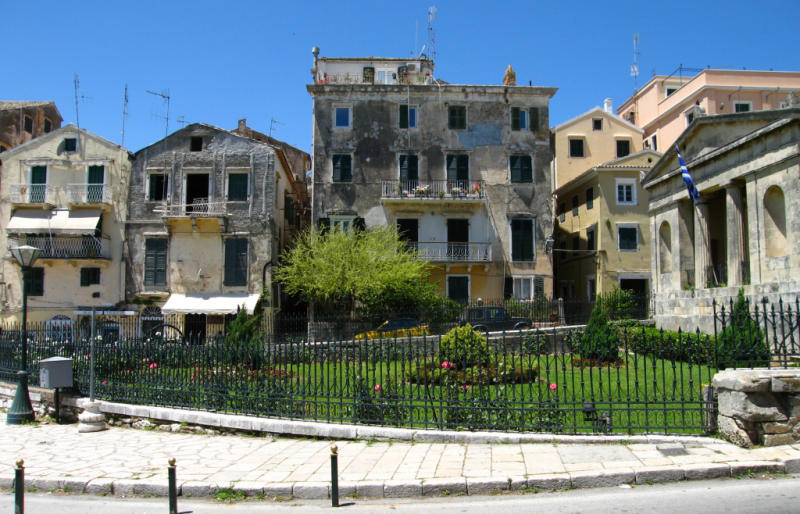 Older Area of Corfu Town (61541928)