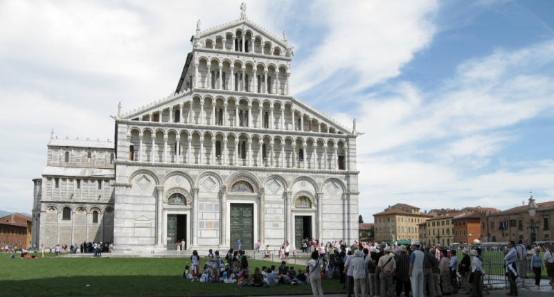 Cathedral at Pisa (61486479)