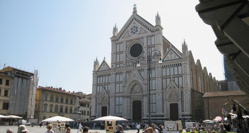 Cathedral of Santa Croce Florence (61487568)