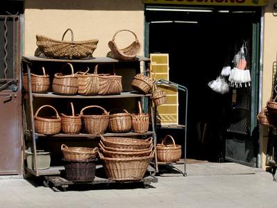 basket shop