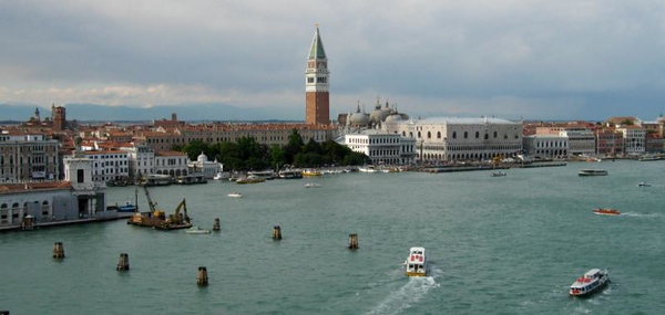 Lagoon View of Venice (61666165)