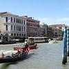 Grand Canal from Rialto Bridge