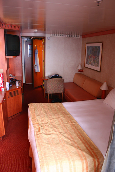 Our cabin.  #6134.