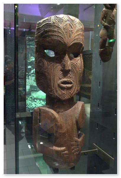Maori totem at the Museum (109305610)