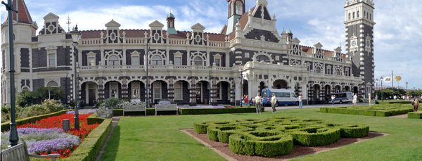 Dunedin Train Station (109303370)