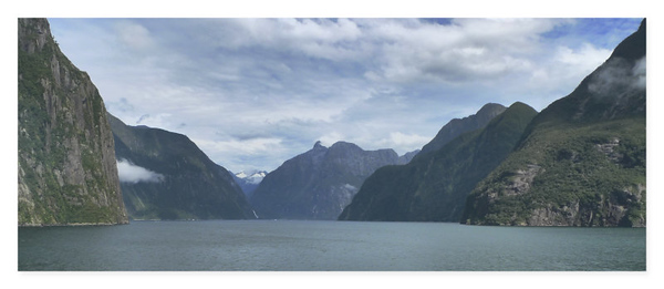 New Zealand Fiords - High Dynamic Range Image by Paint Shop Pro X2 (109547365)