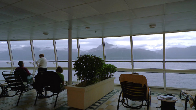 Watching the scenery from the Solarium (109194830)