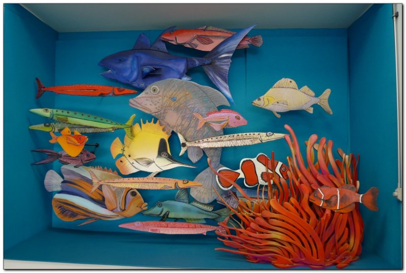 artwork in the Aquarium (109293552)