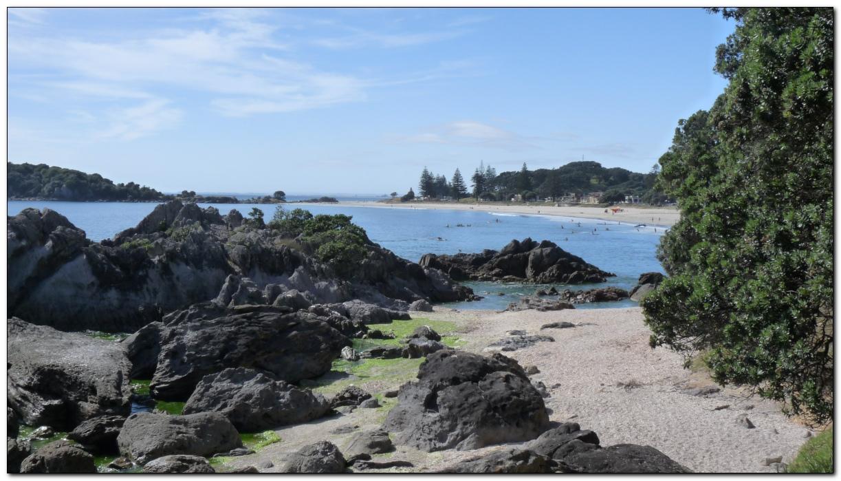 Beautiful though not much sand  - Tauranga