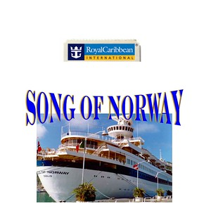Cruise - Honeymoon Cruise - Song of  Norway